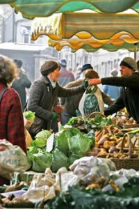 Stroud Farmers Market