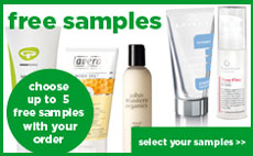 choose your free samples