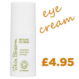 Skin Blossom Eye Cream £4.95 - buy now...