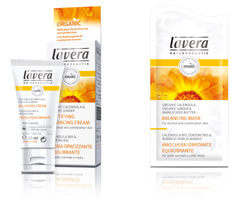 Lavera Faces Calendula Range for Normal to Combination Skin