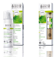 Lavera Faces Mint Range for Oily & Blemish Prone Skin
