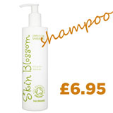 Skin Blossom Shampoo £6.95 - buy now...