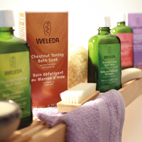 Weleda Bath & Shower