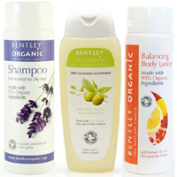Bentley Organic Hair & Body