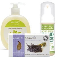 Bentley Organic Soap & Hand Wash