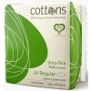 Cottons Regular Ultra Thin Pads with Wings