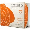 Cottons Maternity Pads with Wings