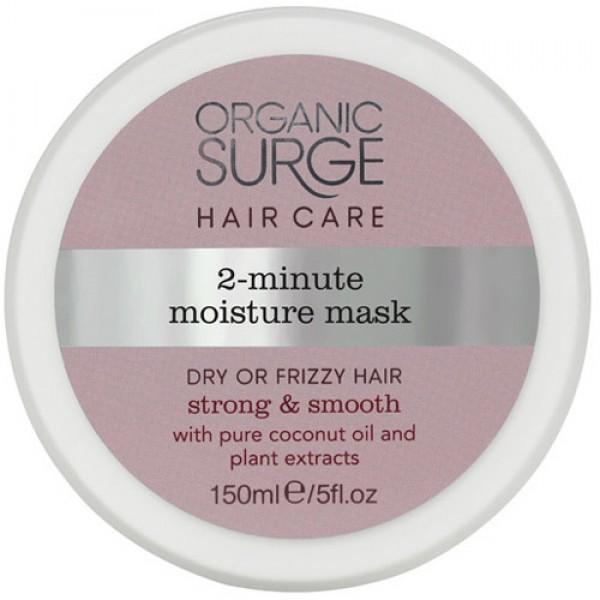 Organic Surge 2 Minute Moisture Mask