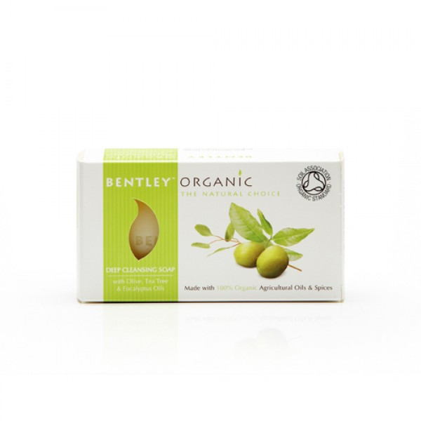 Bentley Organic Deep Cleansing Soap