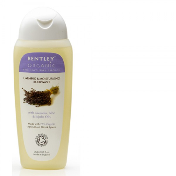 Bentley Calming Organic Body Wash