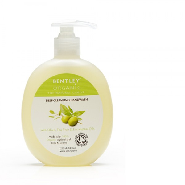 Bentley Organic Deep Cleansing Hand Wash