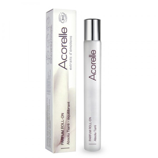 Acorelle Absolut Tiare Organic Perfume Roll On