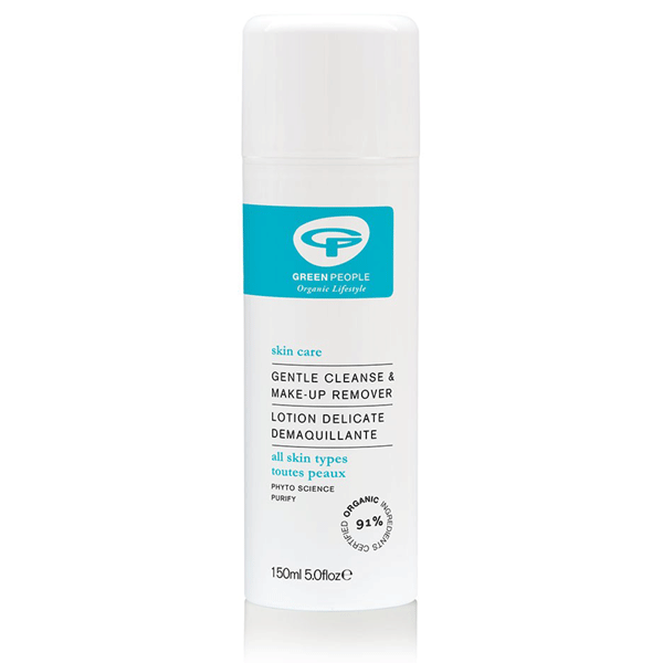 Green People Gentle Cleanse & Makeup Remover