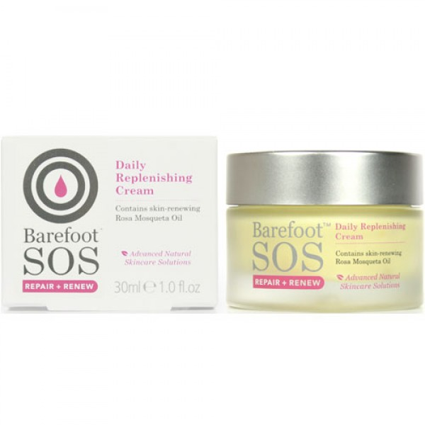 Barefoot SOS Daily Replenishing Cream