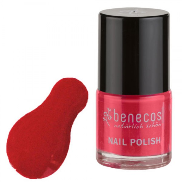 Benecos Nail Polish in Hot Summer - 5 Free formula