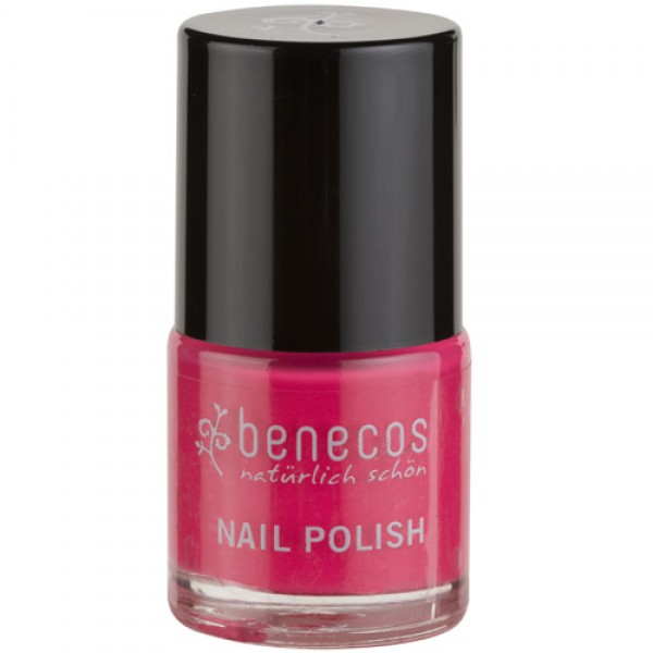 Benecos Nail Polish in Oh La La! - 5 Free formula