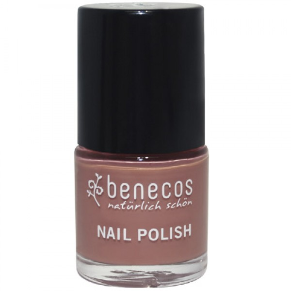 Benecos Nail Polish in Rose Passion - 5 Free formula