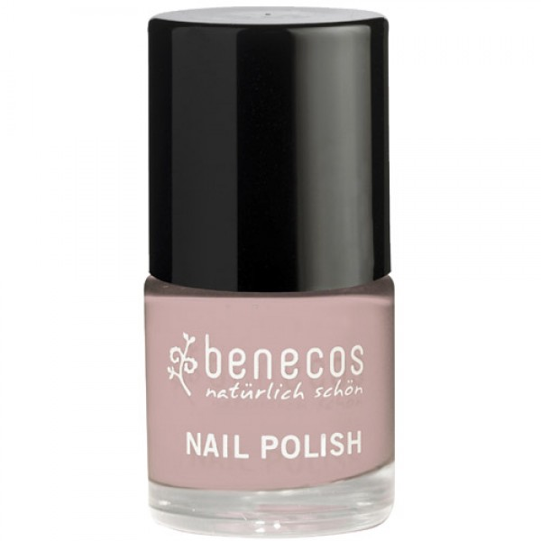 Benecos Nail Polish in Sharp Rose - 5 Free formula