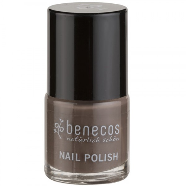 Benecos Nail Polish in Taupe Temptation - 5 Free formula