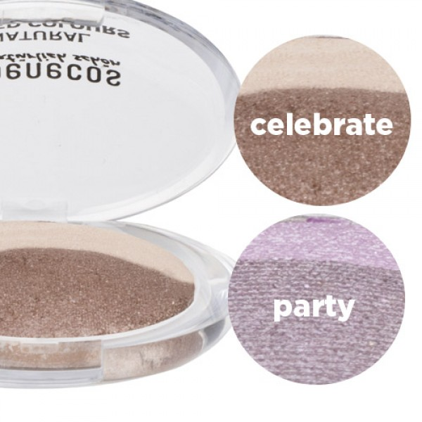 Benecos Natural Baked Duo Eye Shadow
