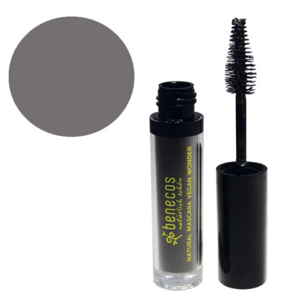 Benecos Vegan Mascara (Steel Grey)