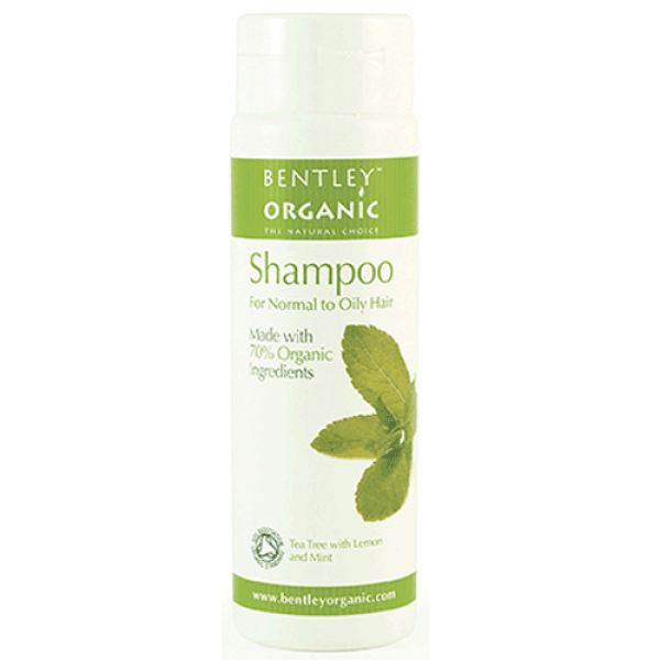 Bentley Organic Normal to Oily Shampoo