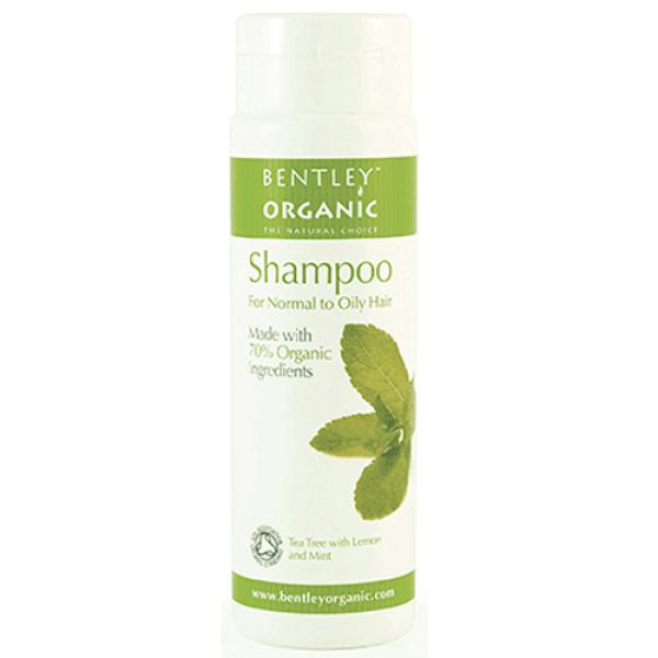 Bentley Organic Normal to Oily Shampoo