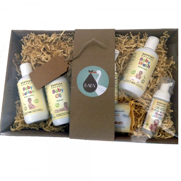 Bentley Organic Baby Care Hamper