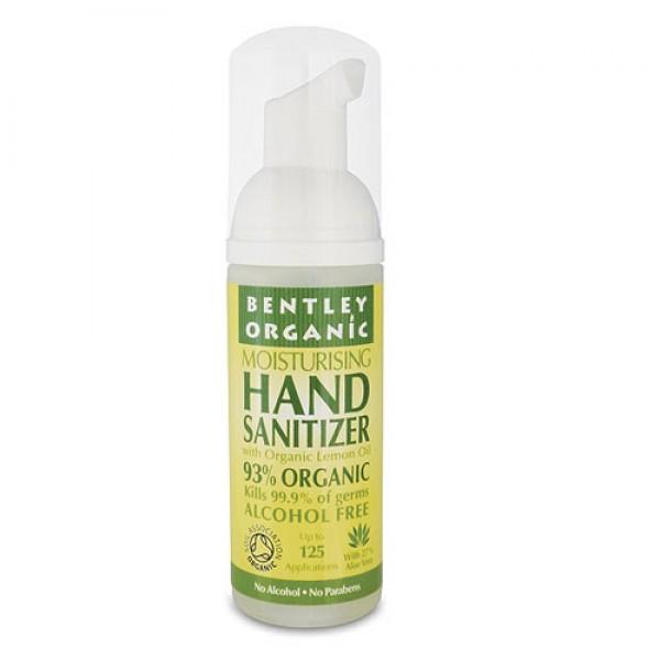 Bentley Organic Hand Sanitizer- Lemon