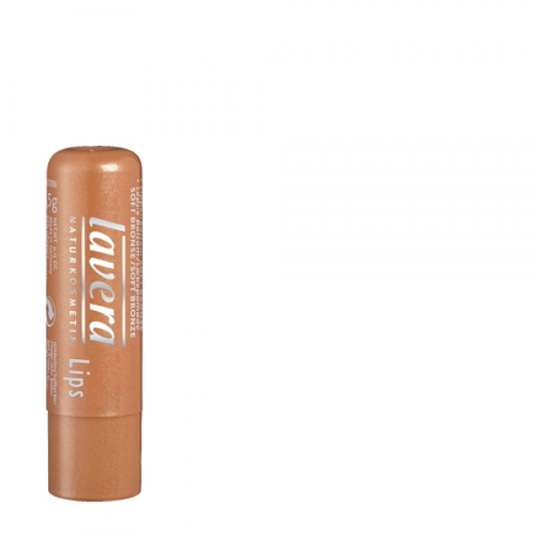 Lavera Soft Coloured Lip Balm Soft Bronze