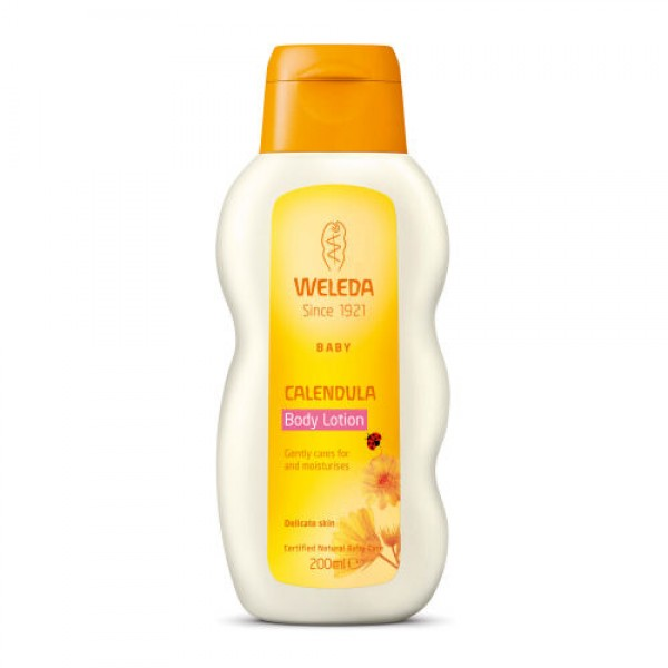 Weleda Baby Calendula Body Lotion