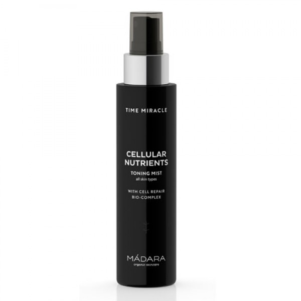 Madara Time Miracle Cellular Nutrients Toning Mist