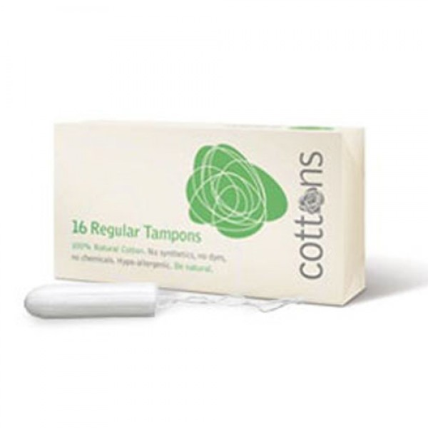 Cottons Tampons (Regular)