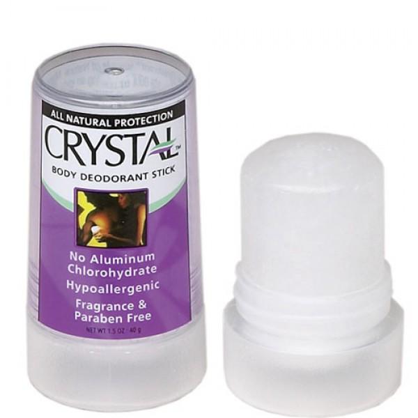 Crystal Deodorant - Travel Size