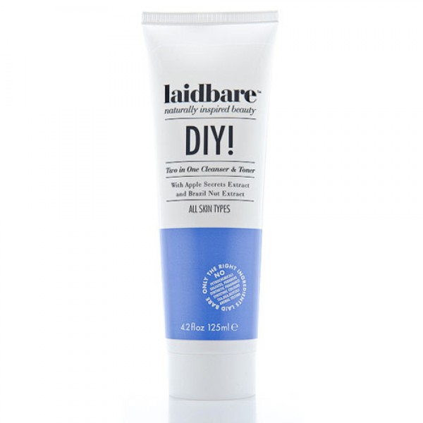 Laidbare DIY! 2 in 1 Cleanser and Toner