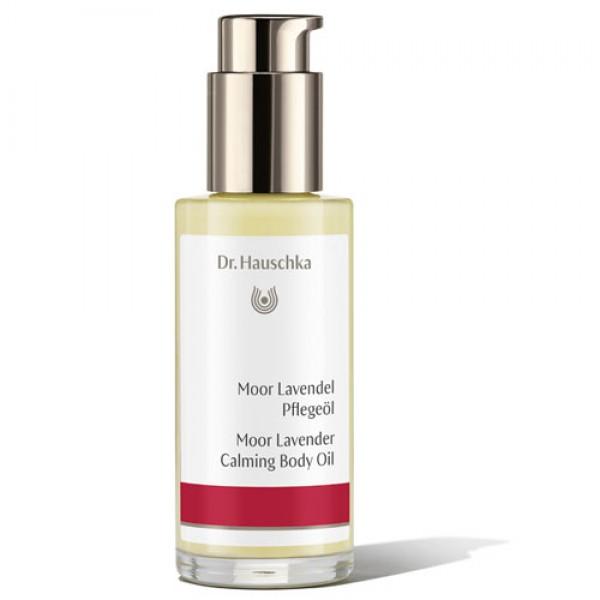 Dr Hauschka Calming Moor Lavender Body Oil