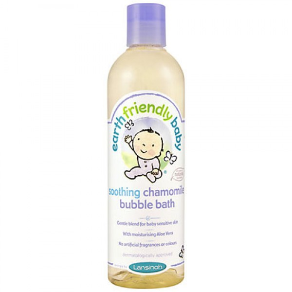 Soothing Chamomile Bubble Bath for baby