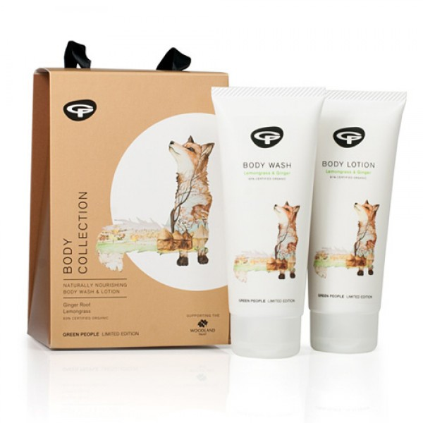 Green People Body Collection Gift