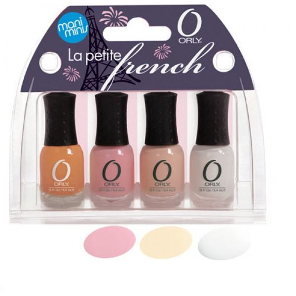 La Petite French - Orly Mani Mini Kit