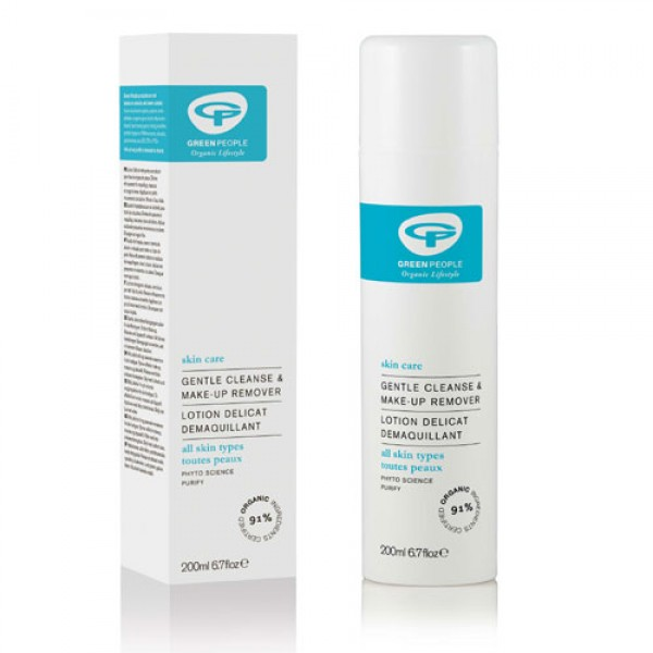 Gentle Cleanser & Makeup Remover