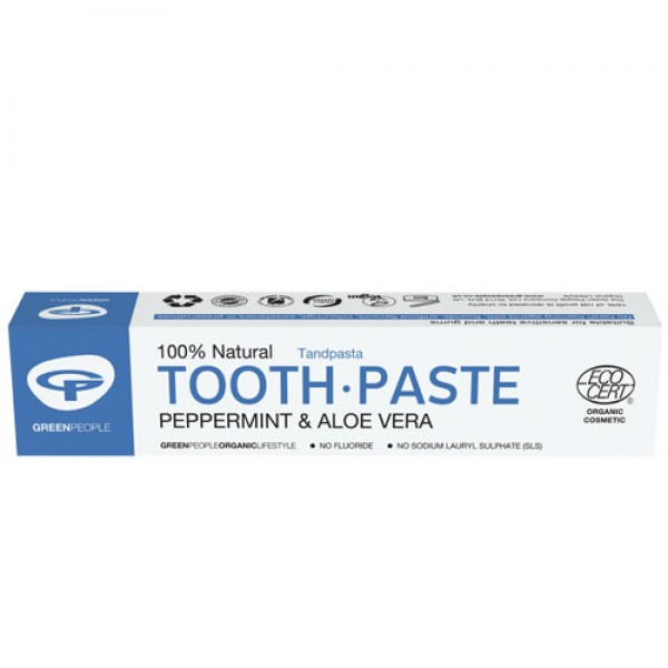 Peppermint Fluoride Free Toothpaste
