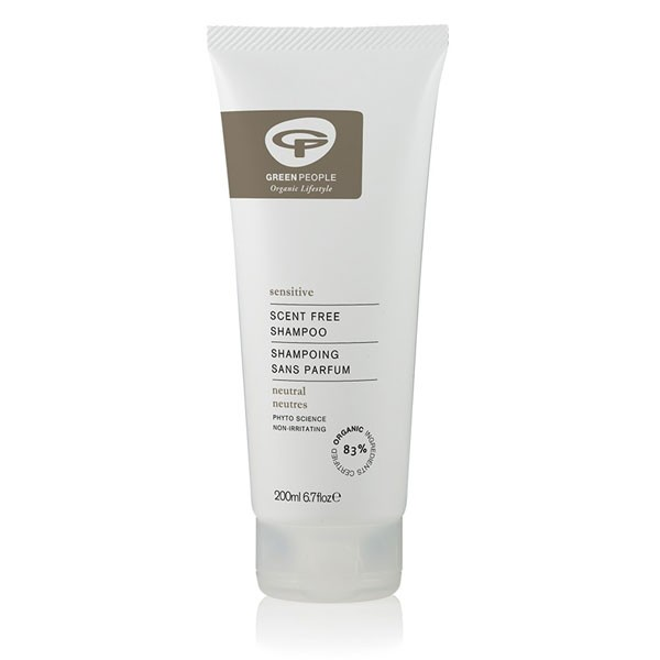 Green People Neutral Scent Free Shampoo