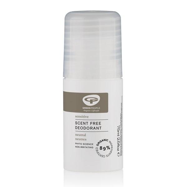 Green People Scent Free Organic Deodorant