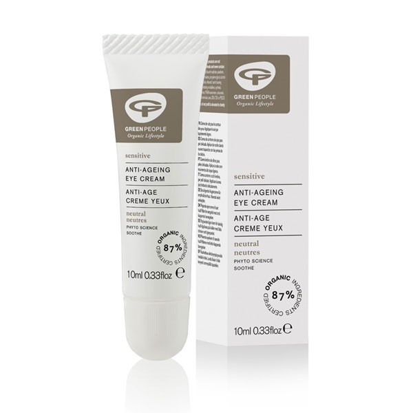 Green People Neutral Scent Free Eye Cream