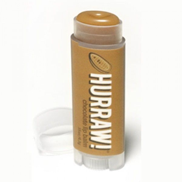 Hurraw Chocolate Lip Balm