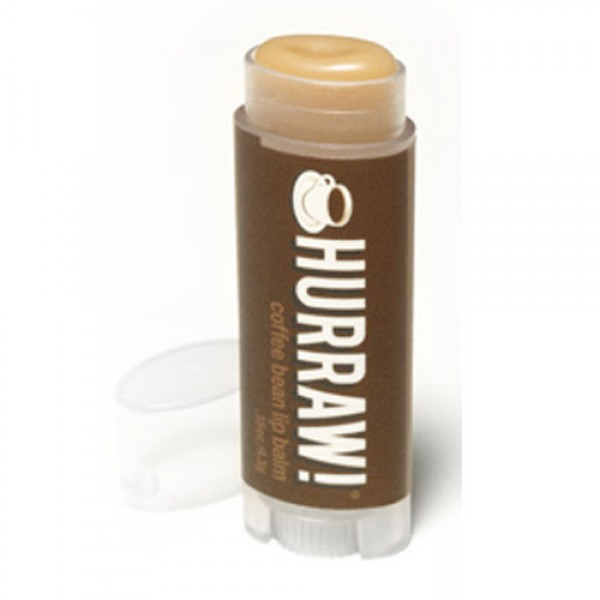 Hurraw Coffee Lip Balm