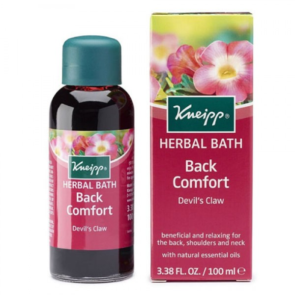 Kneipp Herbal Bath Back Comfort (Devil's Claw)