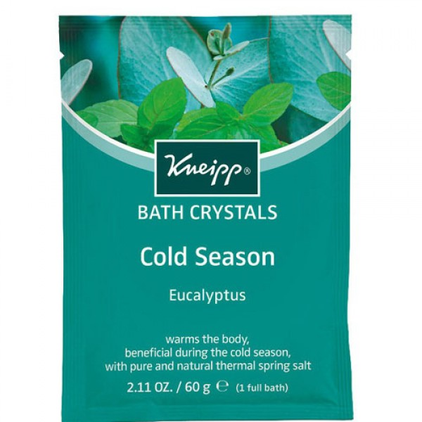 Kneipp Bath Crystals - Cold Season - Eucalyptus