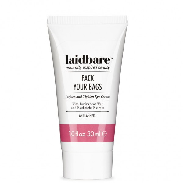 Laidbare Pack Your Bags Tighten & Lighten Eye Cream