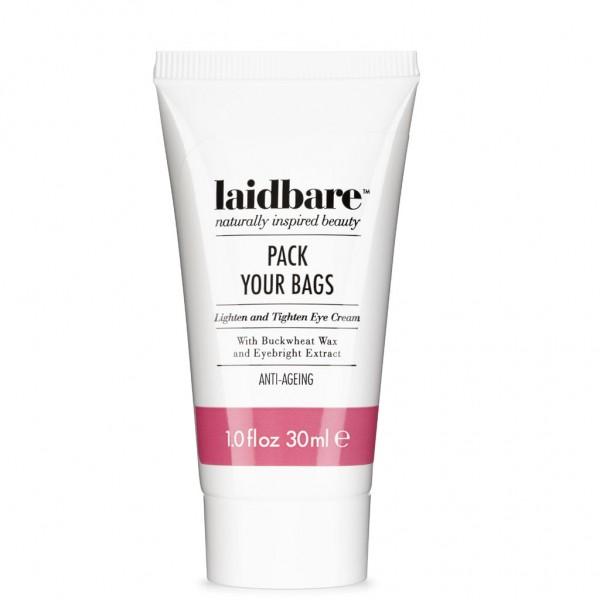 Laidbare Pack Your Bags Tighten & Lighten Eye Cream